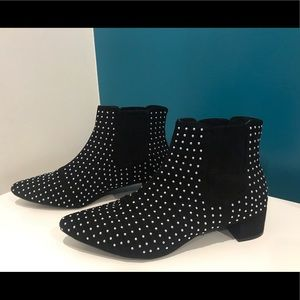 Jenna Bootie JustFab Shoes